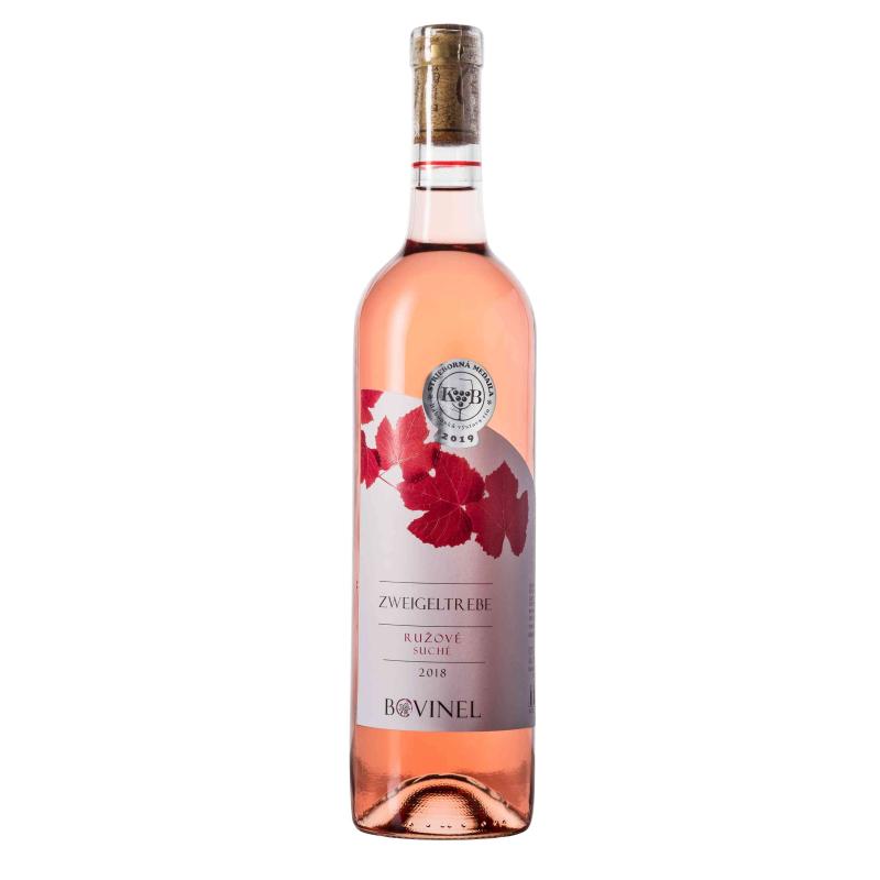 Zweigeltrebe - rosé 2018